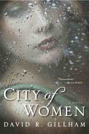 Book Covers that Move You: City of Women