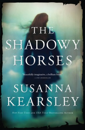 The Shadowy Horses: A Roman HistoryMystery