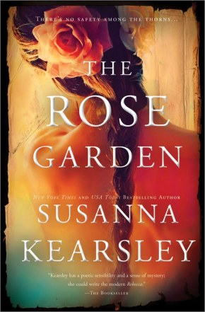 Book Covers that Move You: The Rose Garden