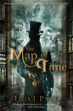 Book Covers that Move You: The Map of Time