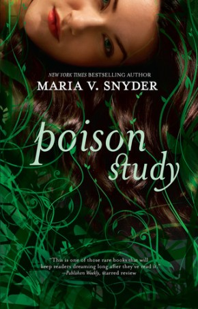 YA Sunday: Who I Kissed and Poison Study