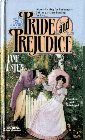 Book Covers That Move You: Pride and Prejudice Across the Ages