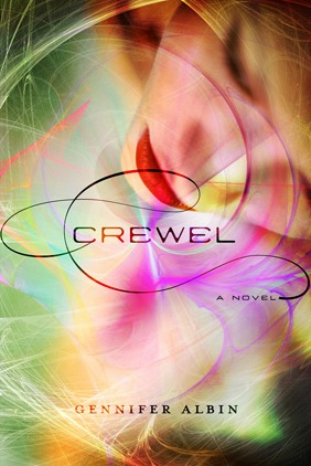 "YA Monday: Albin Spins a Science Fiction Confection in ""Crewel"""