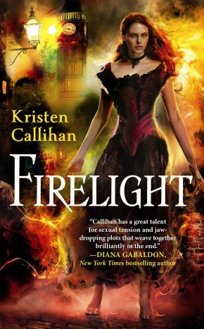 "Callihan Stokes Searing Paranormal Historical Romance in ""Firelight"""