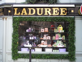 A Cup to Read With: Ladurée Tea in NYC