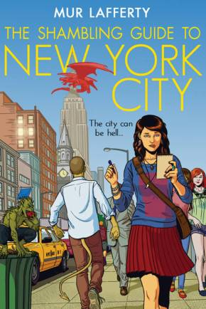 Paranormal Fiction is Not Dead Yet: The Shambling Guide to New York City