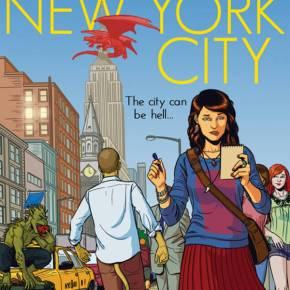 Paranormal Fiction is Not Dead Yet: The Shambling Guide to New YorkCity