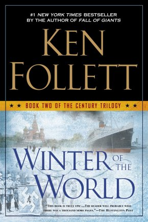 Follett Focuses Sights on Twentieth Century in Fall of Giants and Winter of the World