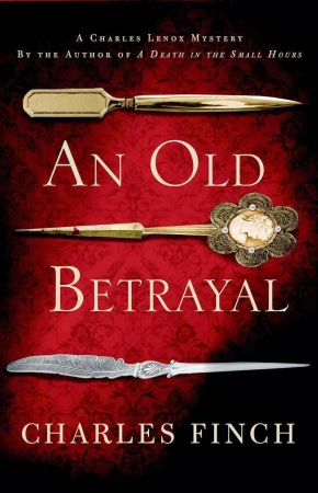 An Old Betrayal, A New Beginning: Seventh Charles Finch Mystery Features Classic Stylings with a Twist + Giveaway